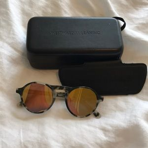 Westward Leaning Voyager Sunglasses